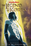 LEGEND KORRA ART ANIMATED SERIES HC BOOK 04 BALANCE
