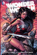 WONDER WOMAN HC VOL 07 WAR TORN