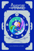 ADVENTURE TIME FIONNA & CAKE ENCHIRIDION ED HC