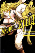 AKAME GA KILL GN VOL 03 (C: 1-1-0)