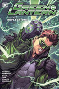 GREEN LANTERN HC VOL 08 REFLECTIONS