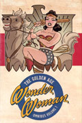 WONDER WOMAN THE GOLDEN AGE OMNIBUS HC VOL 01