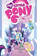 MY LITTLE PONY TP VOL 06 CRYSTAL EMPIRE