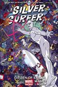 SILVER SURFER TP  VOL 04 CITIZEN OF EARTH