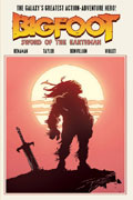 BIGFOOT SWORD OF THE EARTHMAN TP VOL 01