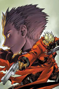 Trigun Maximum Volume 4 TPB: Bottom of the Dark