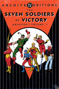 SEVEN SOLDIERS OF VICTORY ARCHIVES VOL 1 HC