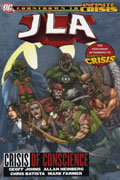 JLA VOL 18 CRISIS OF CONSCIENCE TP