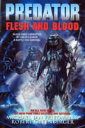 PREDATOR FLESH & BLOOD NOVEL