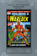 MARVEL MASTERWORKS WARLOCK VOL 1 NEW ED HC
