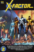ESSENTIAL X-FACTOR VOL 2 TP
