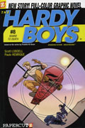 HARDY BOYS VOL 8 BOARD TO DEATH GN