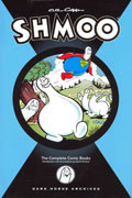 AL CAPPS COMPLETE SHMOO HC THE COMIC BOOKS