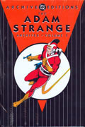 ADAM STRANGE ARCHIVES HC VOL 03