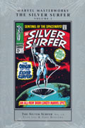 MMW SILVER SURFER HC VOL 01
