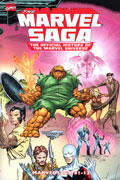 ESSENTIAL MARVEL SAGA TP VOL 01