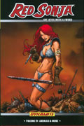 RED SONJA VOL 4 ANIMALS & MORE HC