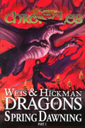 DRAGONLANCE CHRONICLES HC VOL 03 DRAGONS SPRING DAWNING PART 1