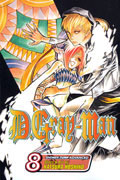 D GRAY MAN GN VOL 08