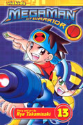MEGAMAN NT WARRIOR GN VOL 13