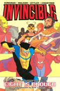 INVINCIBLE VOL 2 EIGHT IS ENOUGH TP