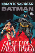BATMAN FALSE FACES TP