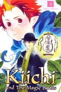 KIICHI AND THE MAGIC BOOKS VOL 04