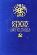 EC ARCHIVES SHOCK SUSPENSTORIES VOL 2 LTD LEATHER