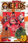 ONE PIECE TP VOL 20
