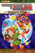 LEGEND OF ZELDA GN VOL 03 MAJORAS MASK