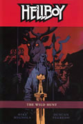 HELLBOY VOL 9 WILD HUNT TP