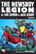 NEWSBOY LEGION BY SIMON AND KIRBY HC VOL 01