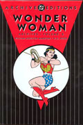 WONDER WOMAN ARCHIVES HC VOL 06