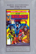 MMW INHUMANS HC VOL 02