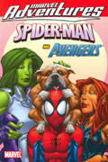 MARVEL ADVENTURES SPIDER-MAN & AVENGERS DIGEST TP
