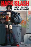 HACK SLASH TP VOL 07 NEW BLOOD OLD WOUNDS (MR) (C:
