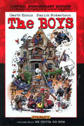 BOYS VOL 4 WE GOTTA GO NOW LTD ED HC (MR)