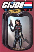 GI JOE BEST OF BARONESS TP