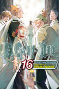D GRAY MAN GN VOL 16 (MR)