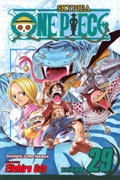 ONE PIECE GN VOL 29