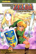 LEGEND OF ZELDA VOL 9 GN