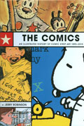 COMICS ILLUSTRATED HISTORY OF COMIC STRIP ART HC