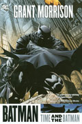BATMAN TIME AND THE BATMAN HC