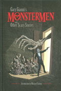 MONSTERMEN AND OTHER SCARY STORIES HC