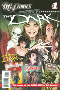 DC COMICS THE NEW 52 PRESENTS THE DARK #1