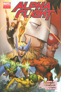 ALPHA FLIGHT BY PAK AND VAN LENTE PREM HC VOL 01