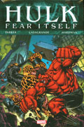 FEAR ITSELF HULK PREM HC
