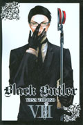 BLACK BUTLER TP VOL 08