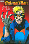 ANIMAL MAN TP VOL 04 BORN TO BE WILD (MR)