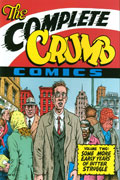 COMPLETE CRUMB COMICS TP VOL 02 MORE STRUGGLE (MR)